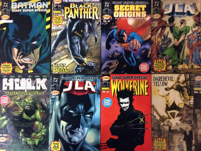 Gotham Comics India