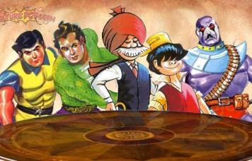 Superheroes Social Conference