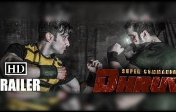 Super Commando Dhruva Official Trailer of Web Series