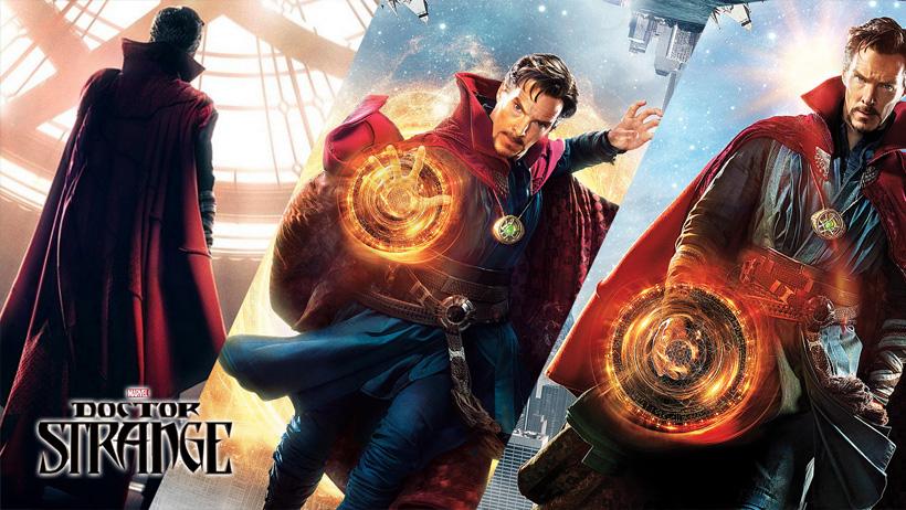 Doctor Strange CulturePOPcorn