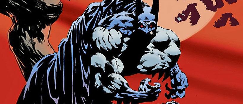 Batman Vampire CulturePOPcorn