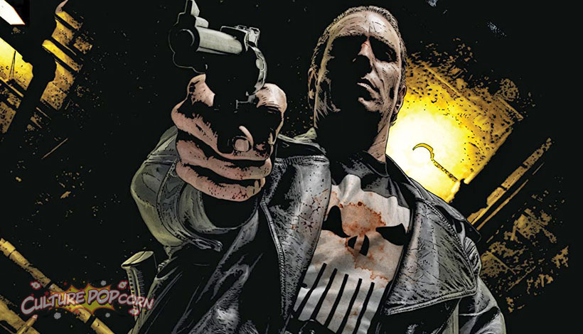 Garth Ennis Punisher MAX
