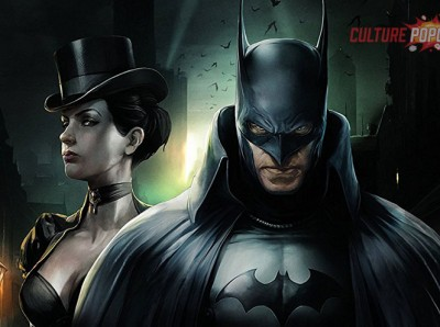 Batman Gotham by Gaslight