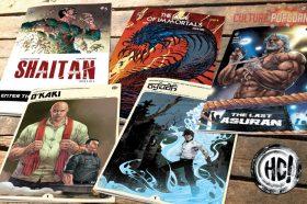 Manoj Comics : Real gems of collector's shelf | Culture POPcorn