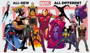 All New, All Different Marvel Now