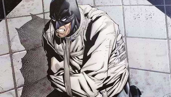 Insane Batman Alternative Theory
