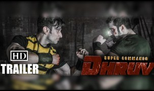 Super Commando Dhruva Official Trailer of Web Series