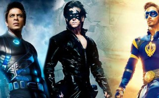 Bollywood Superhero Movies