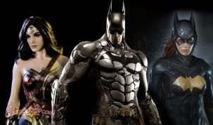 Batman Love Triangle