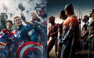 Difference between DC and Marvel