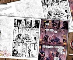Comic Creation Process
