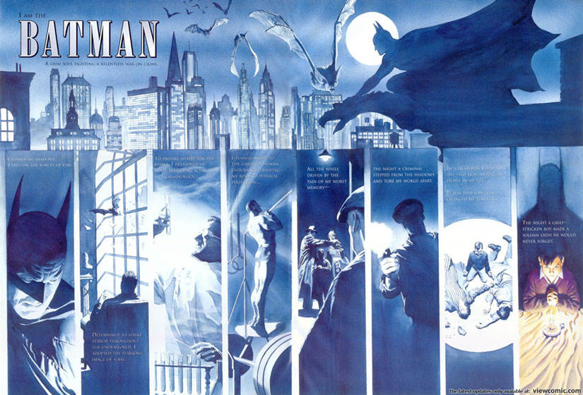 Alex Ross Paul Dini
